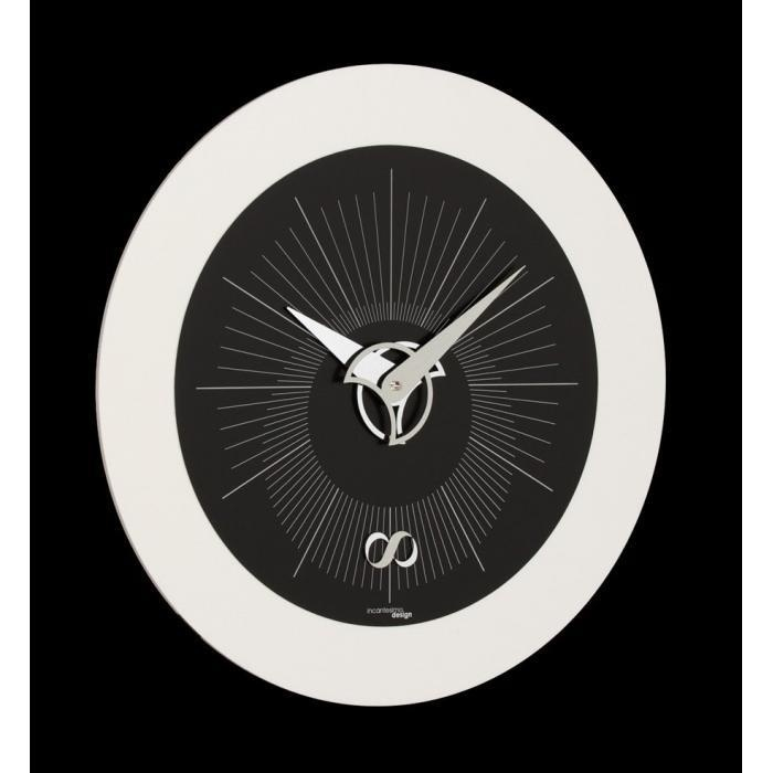 Designové nástěnné hodiny I503BNR IncantesimoDesign 40cm