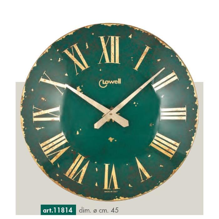 Originální nástěnné hodiny 11814 Lowell Prestige 45cm
