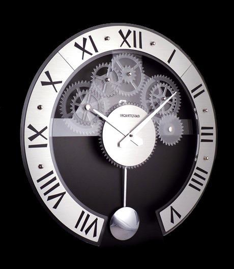 Designové nástěnné hodiny I134M IncantesimoDesign 45cm
