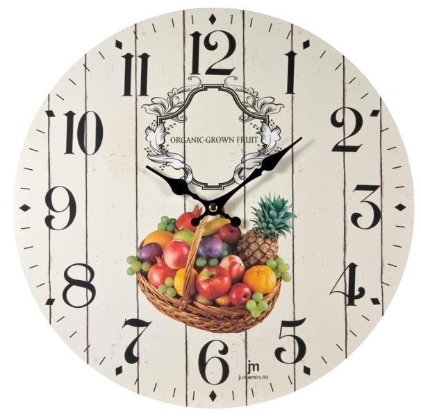 Designové nástěnné hodiny 21440 Lowell  34cm