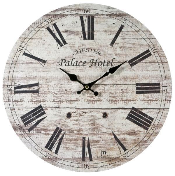 Designové nástěnné hodiny 21437 Lowell  34cm