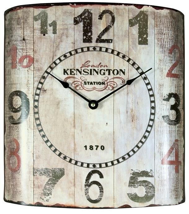 Designové nástěnné hodiny 21501 Lowell  35cm