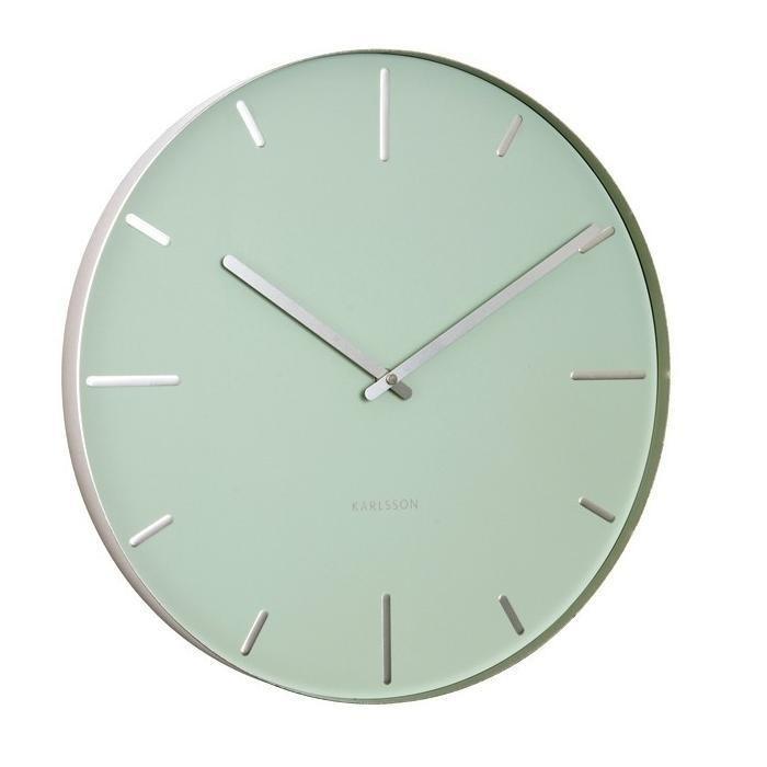 Designové nástěnné hodiny 5444MG Karlsson 40cm